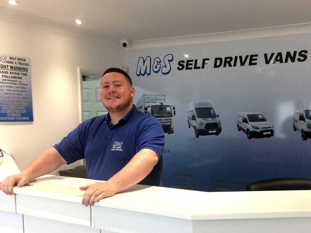 Van hire Swindon